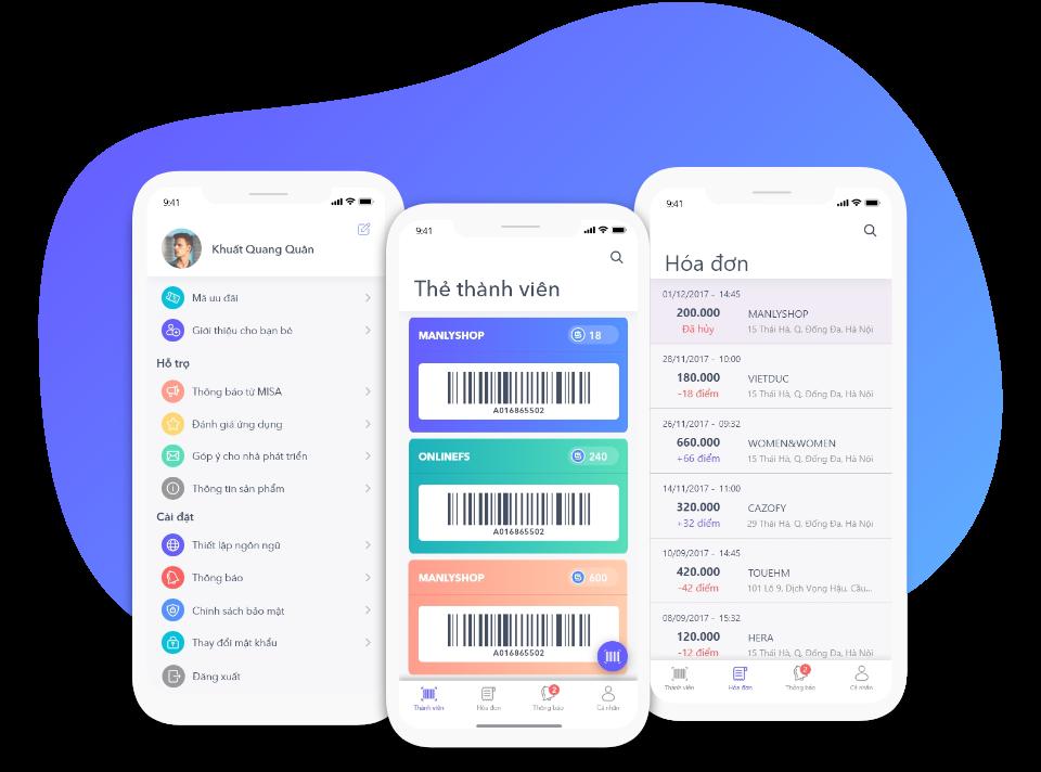 misa eShop HỆ THỐNG BÁN HÀNG ONLINE
