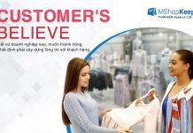 Nganh thời tranh: Muốn thành công phải xây dựng lòng tin khách hàng