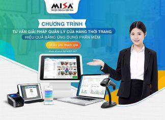 """Chương trình """"Tư vấn giải pháp quản lý cửa hàng thời trang hiệu quả bằng ứng dụng phần mềm"""""""