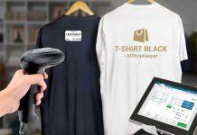 Các loại máy quét mã vạch cửa hàng thời trang hay dùng