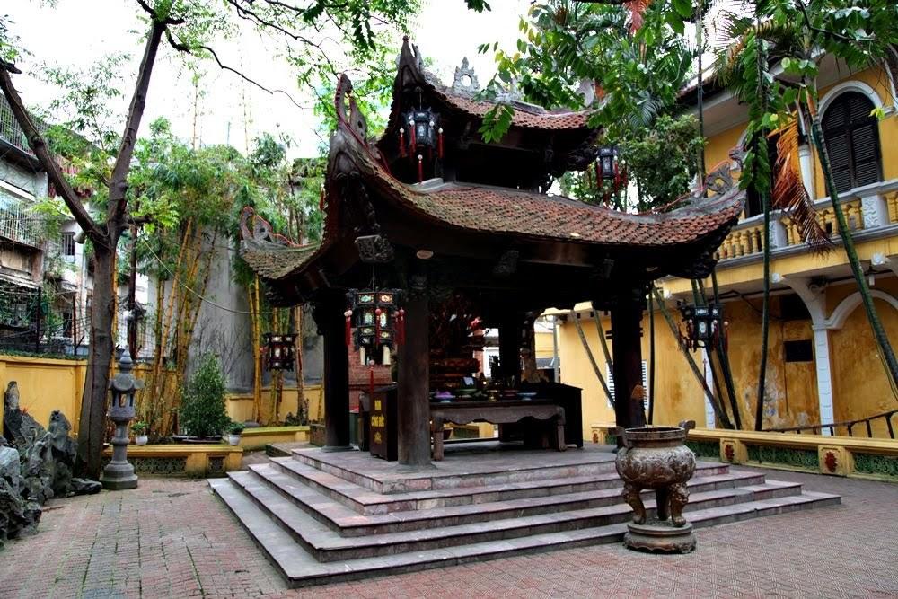 Chùa Phúc Khánh - địa điểm lễ chùa đầu năm