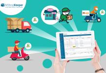 phần mềm kết nối vận chuyển, tự động cập nhật trạng thái giao hàng