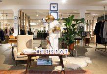 Trang trí cửa hàng thời trang: xu hướng xanh lên ngôi