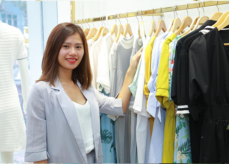 tại sao thời trang là ngành nhiều người chọn để khởi nghiệp