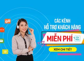 MISA cho ra mắt các kênh hỗ trợ khách hàng mà không cần gọi tới tổng đài
