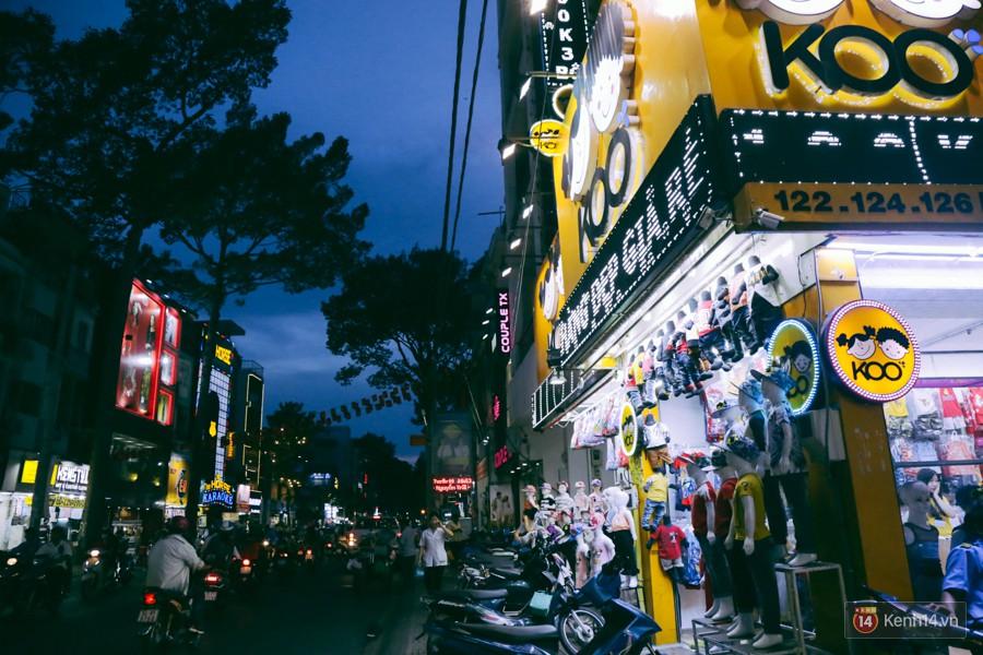 Top 10 con phố thời trang hút khách nhất Sài Gòn