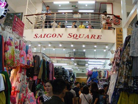 Trung tâm thương mại Sài Gòn Square