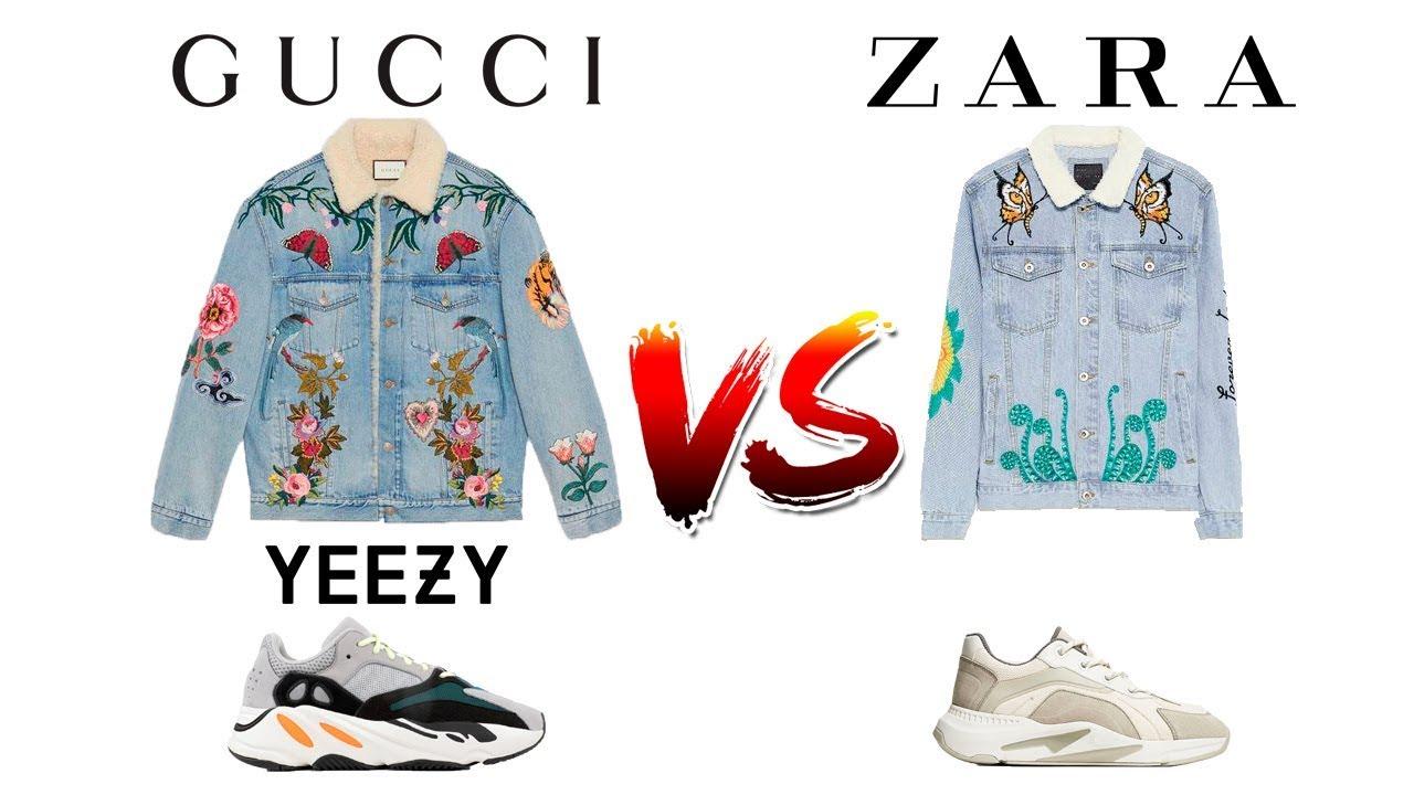 Zara luôn nỗ lực sáng tạo ra những mẫu thiết kế mới dựa trên những gì đã có