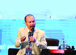 Chủ tịch MISA Lữ Thành Long hiến kế Phát triển ứng dụng công nghệ để thúc đẩy tăng trưởng bền vững