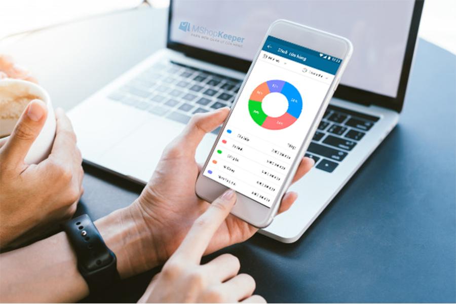 ứng dụng quản lý bán hàng trên điện thoại miễn phí