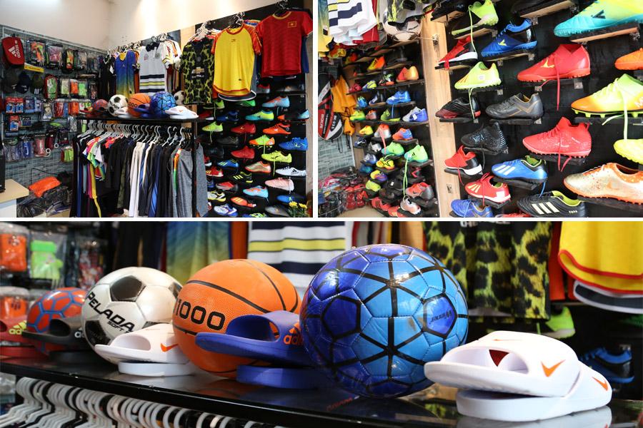 Cửa hàng Đàm Sport