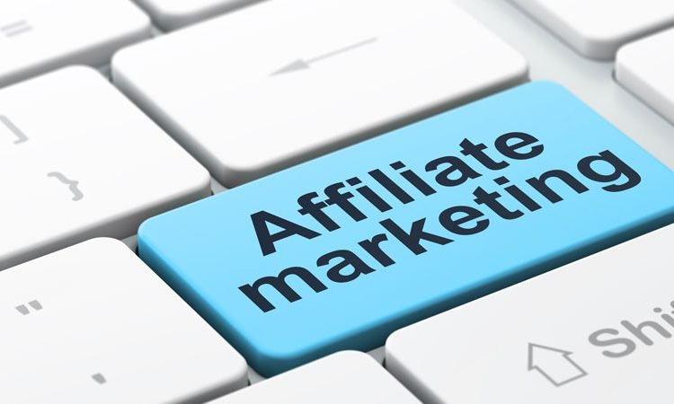 Kiếm tiền onlien bằng affiliate marketing