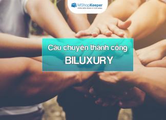 chuyện thành công của Biluxury