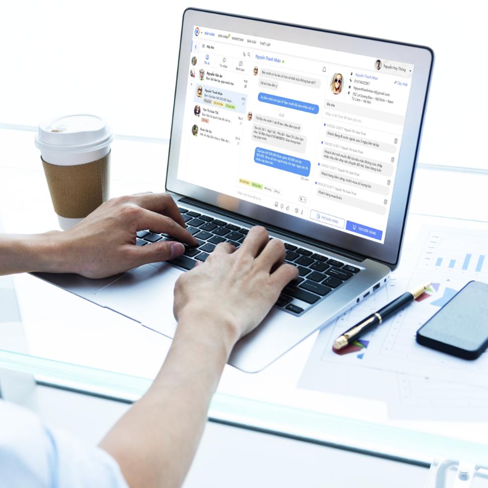 báo giá phần mềm quản lý bán hàng online