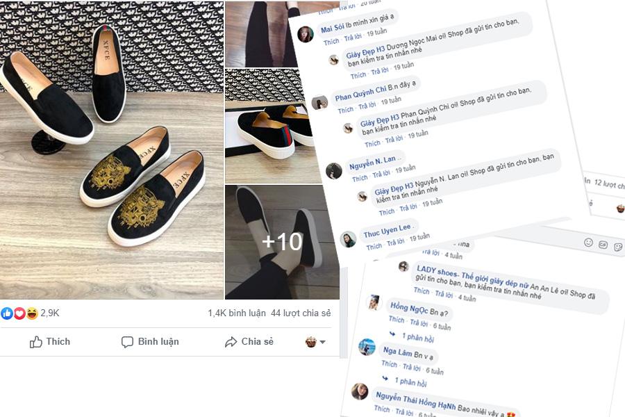 Facebook - bán hàng trên nhiều kênh