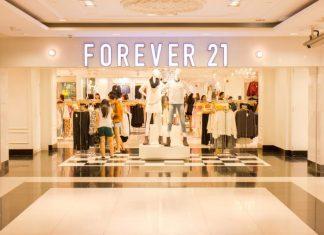 hãng thời trang forever 21