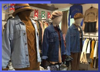 kinh doanh thời trang thu đông