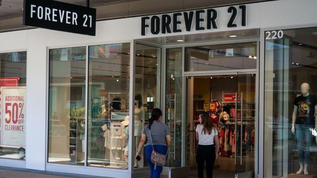 thành công và thất bại của forever 21