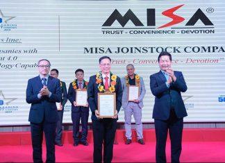 MISA lot top 10 doanh nghiệp CNTT tiêu biểu