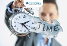 cv quản lý thời gian