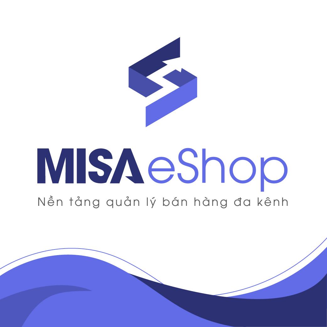 bộ nhận diện MISA eShop