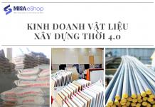 kinh doanh cửa hàng vật liệu xây dựng