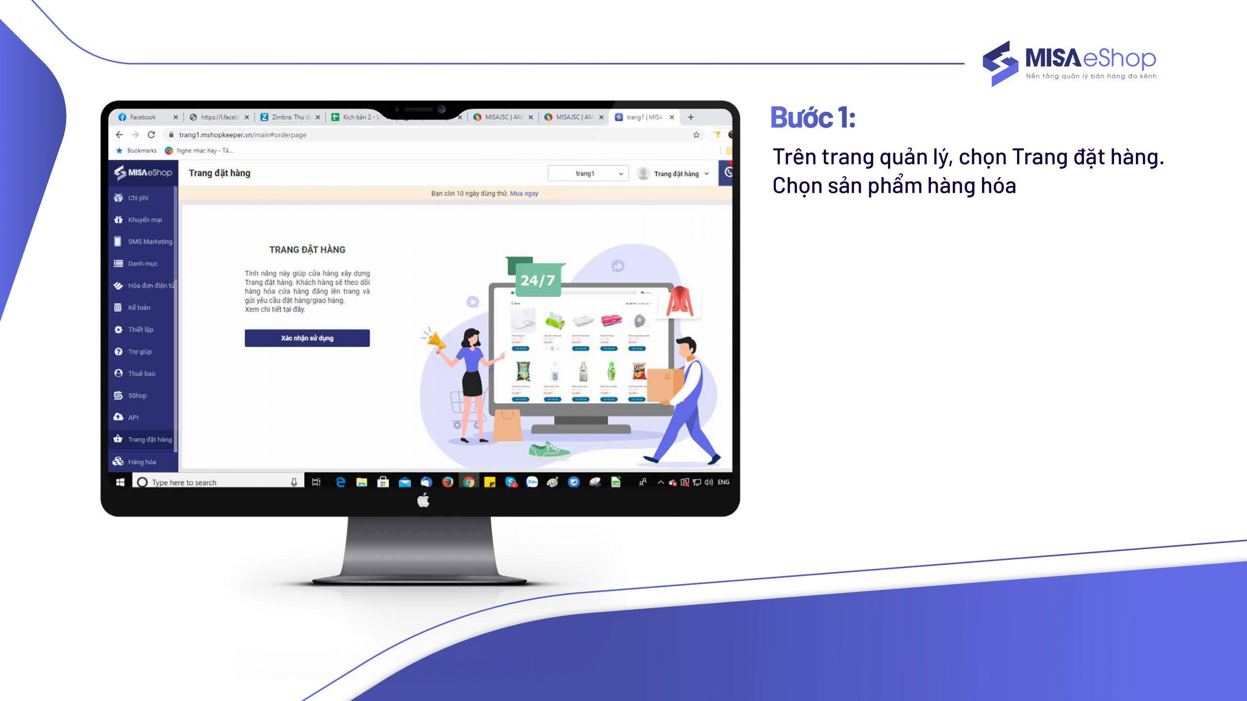 website đặt hàng online1