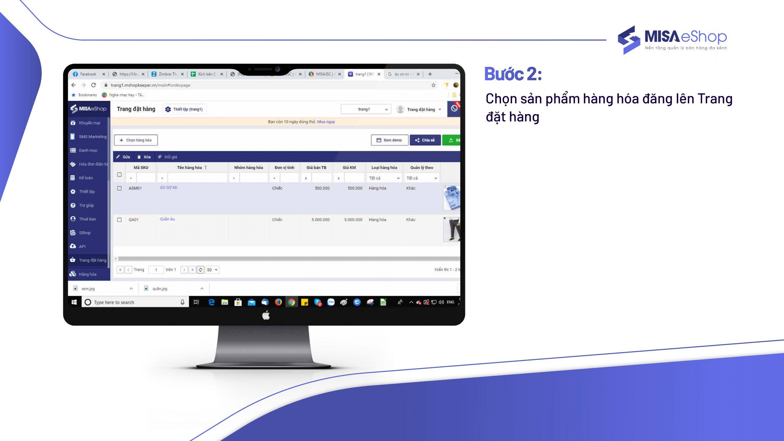 website đặt hàng online2