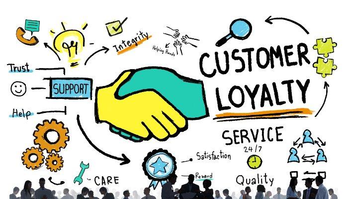 chương trình chăm sóc khách hàng thân thiết