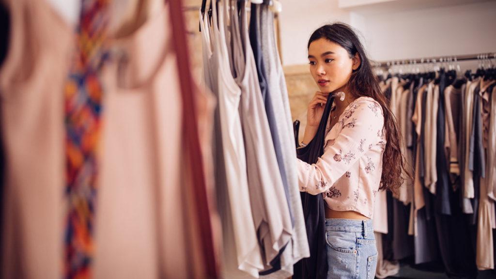 tình huống kinh doanh thời trang