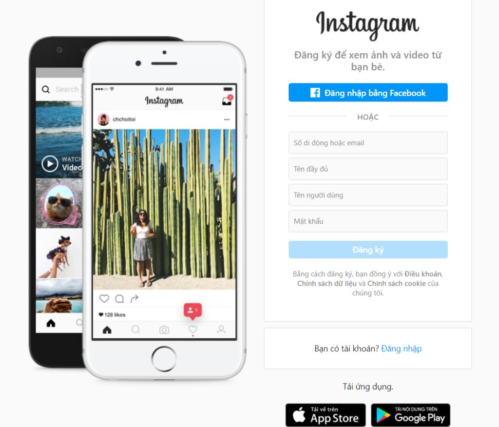 lập Instagram kinh doanh online